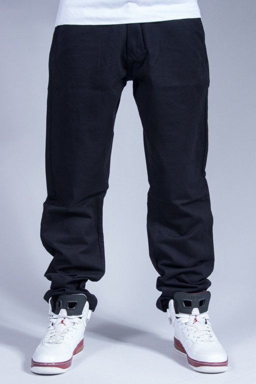 SSG PANTS CHINO REGULAR BLACK