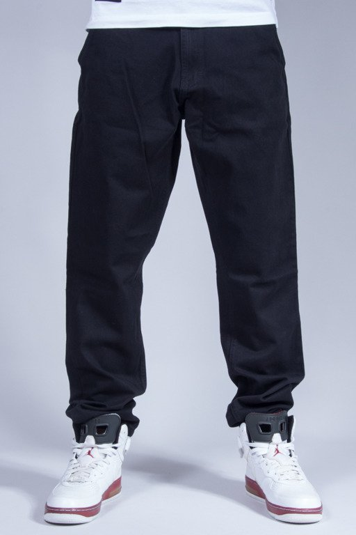 SSG PANTS CHINO SLIM BLACK