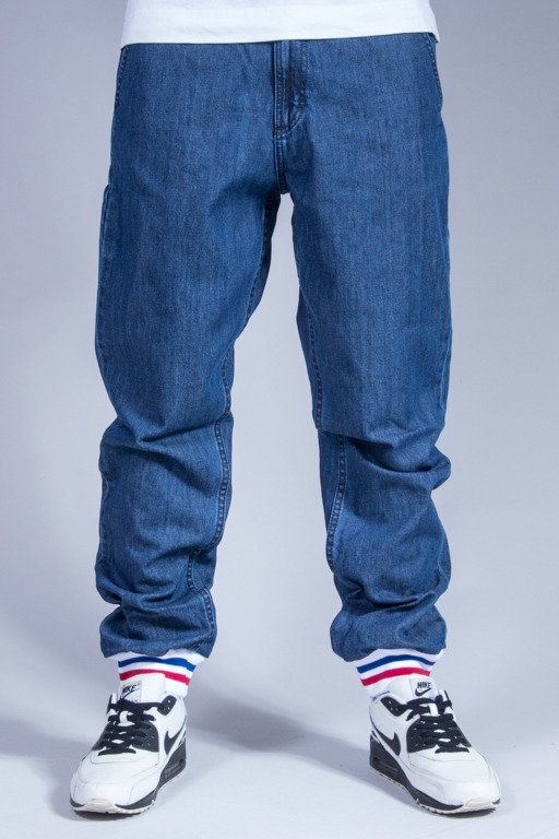 SSG PANTS JEANS JOGGER PLISA MEDIUM
