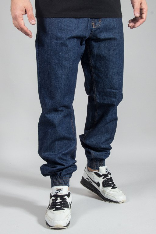 SSG PANTS JEANS JOGGER REGUAR SSG TAG DARK