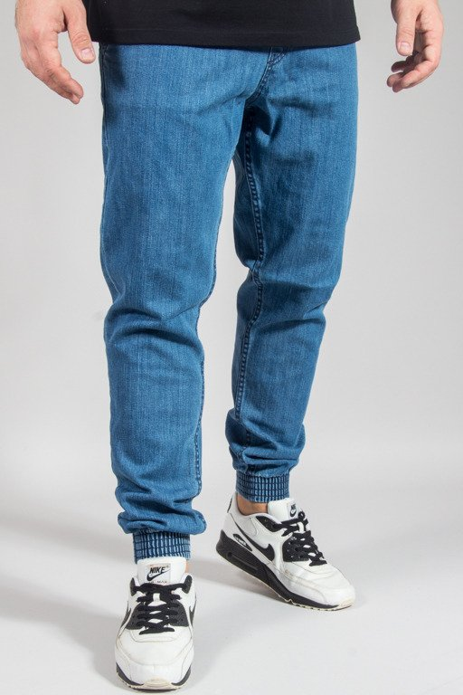SSG PANTS JEANS JOGGER SLIM GUMA LIGHT