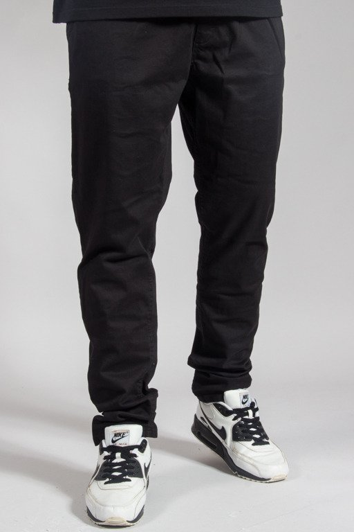 SSG PANTS JEANS STRETCH SKINNY BLACK