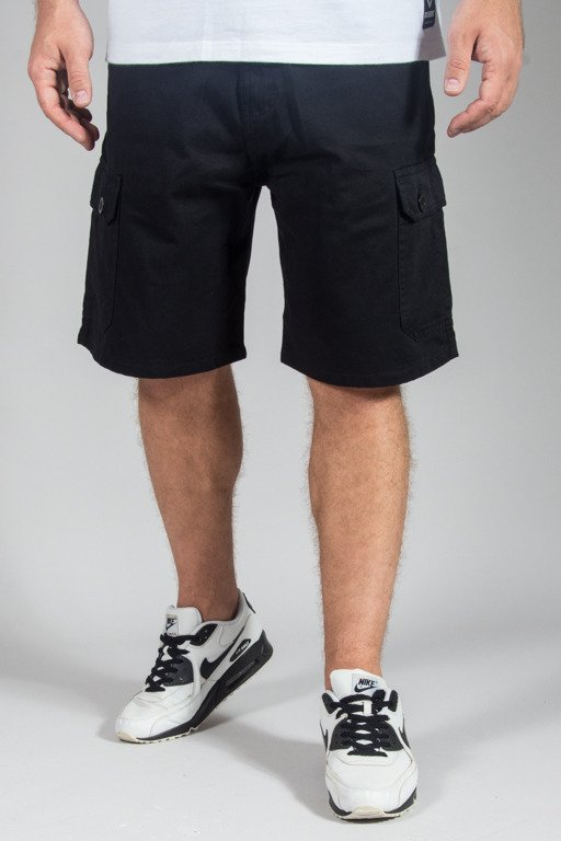 SSG SHORTS CHINO BOJÓWKI BLACK