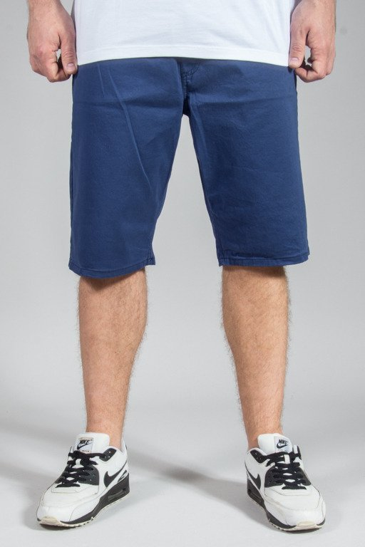 SSG SHORTS CHINO Z GUMĄ BLUE