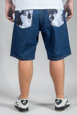 SSG SHORTS JEANS REGULAR GREY MORO POCKET MEDIUM