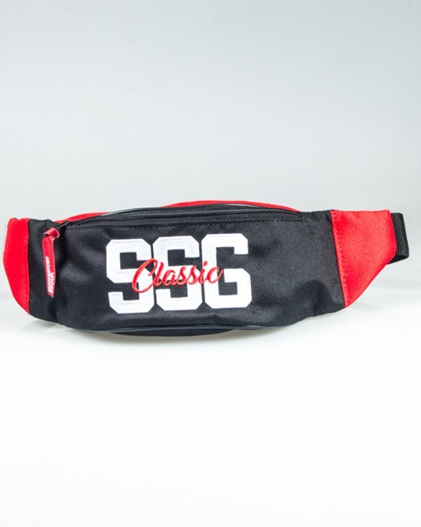 SSG STREETBAG CLAASIC BLACK-RED