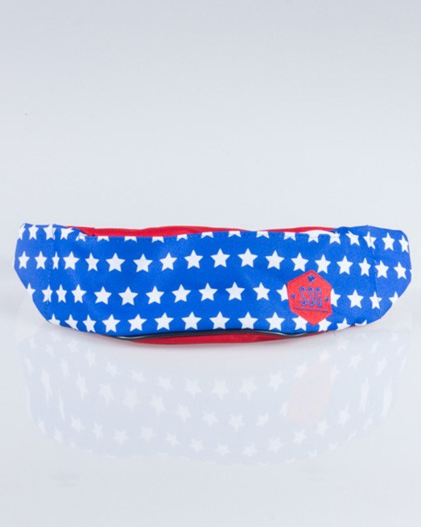 SSG STREETBAG STARS BLUE-RED