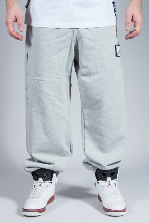 SSG SWEATPANTS FLAG BAGGY MELANGE
