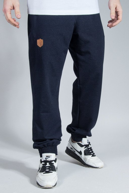 SSG SWEATPANTS JOGGER BLUE JEANS DARK