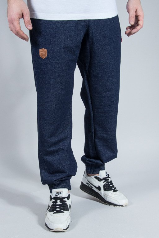 SSG SWEATPANTS JOGGER BLUE JEANS LIGHT