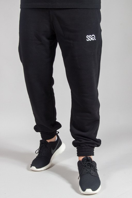 SSG SWEATPANTS JOGGER LIGHT SSG CLASSIC BLACK