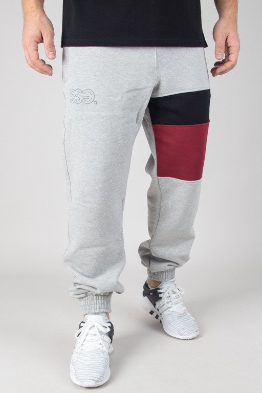 SSG SWEATPANTS JOGGER TRIPLE MELANGE