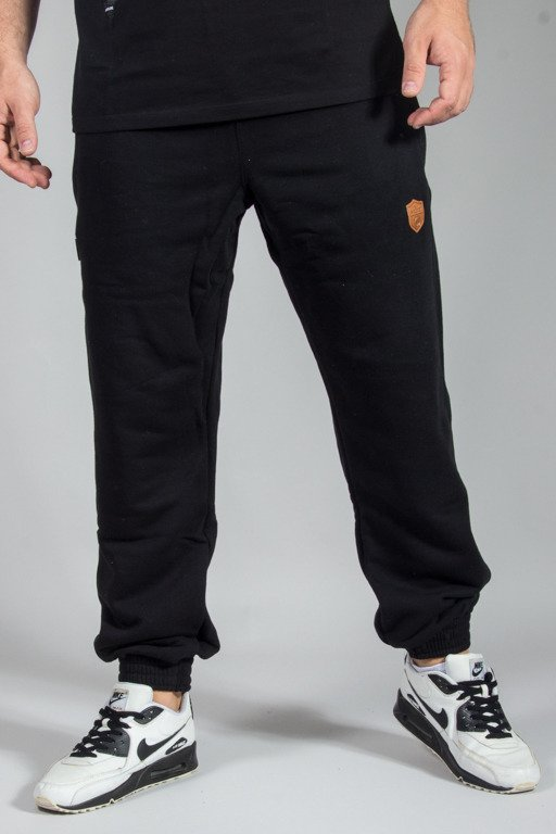 SSG SWEATPANTS REGULAR SKIN BLACK