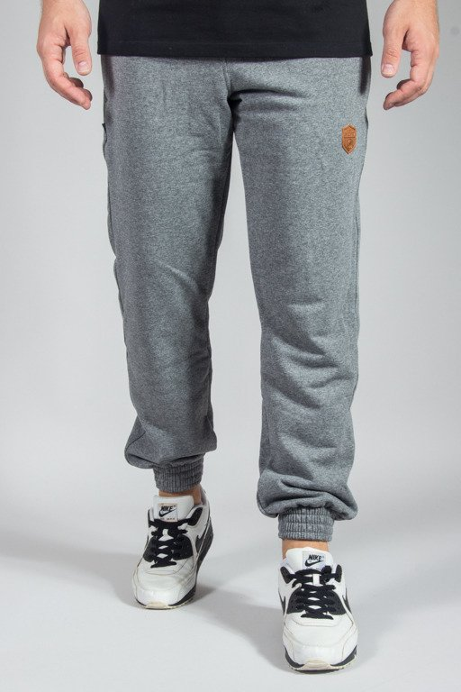 SSG SWEATPANTS REGULAR SKIN GREY
