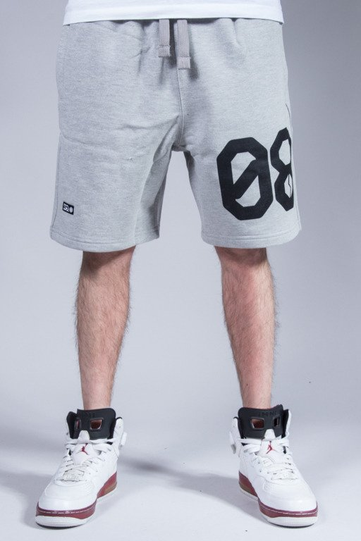 SSG SWEATSHORTS 08 GREY