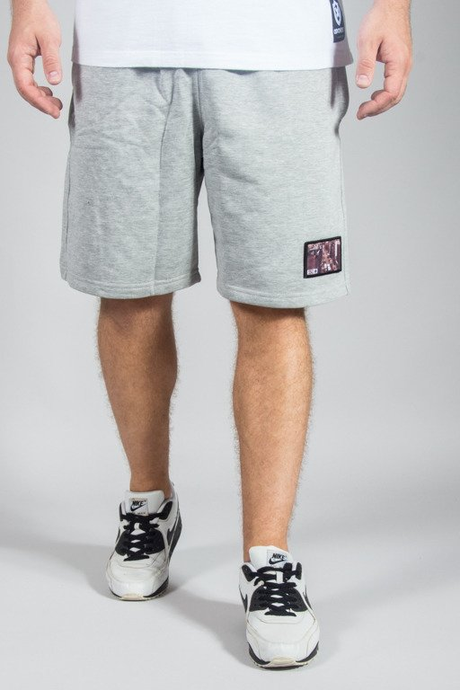SSG SWEATSHORTS CITY MELANGE