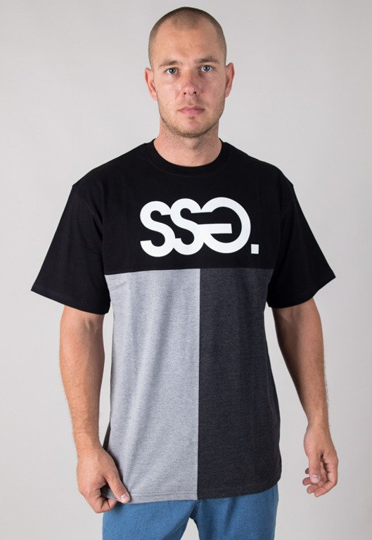 SSG T-SHIRT CUT BOTTOM BLACK