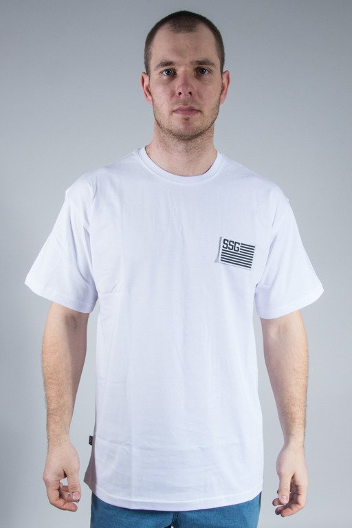 SSG T-SHIRT FLAG WHITE