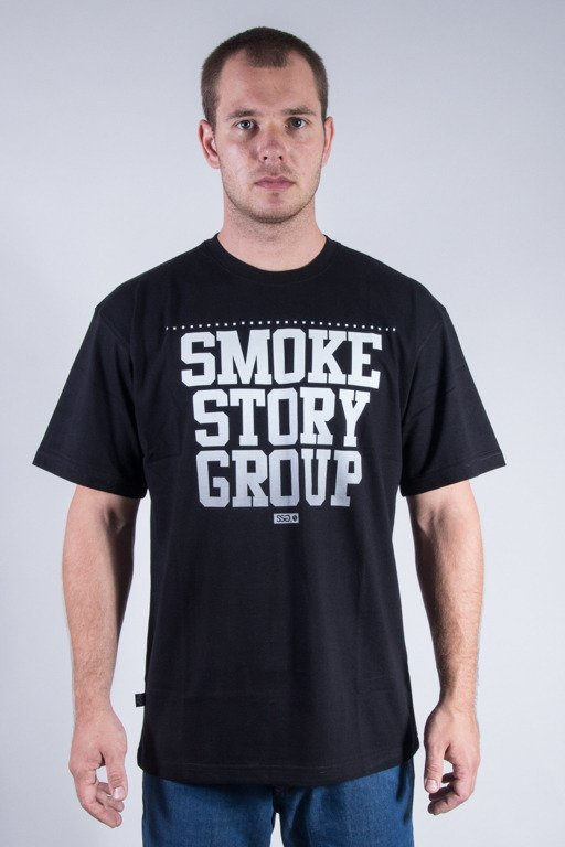 SSG T-SHIRT GRADIENT BLACK