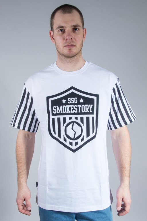SSG T-SHIRT HERB WHITE