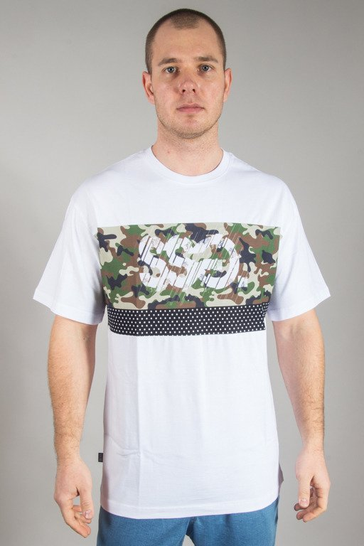SSG T-SHIRT MORO CUT WHITE