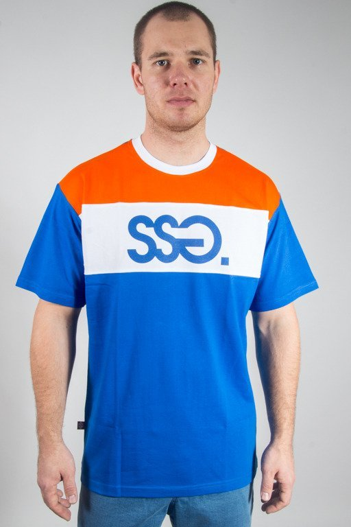 SSG T-SHIRT PREMIUM TRIPLE COLORS BLUE