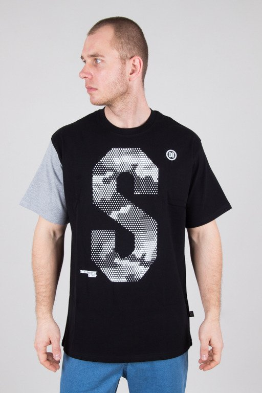SSG T-SHIRT S-MORO BLACK