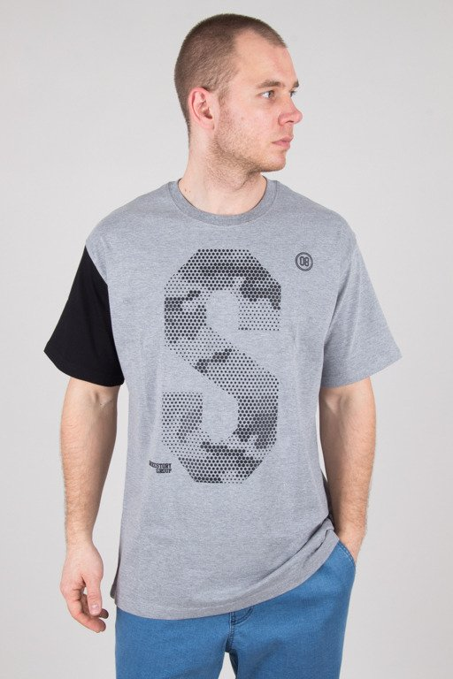 SSG T-SHIRT S-MORO GREY