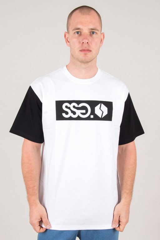SSG T-SHIRT SLEEVE SSG LOGO WHITE
