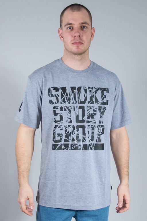 SSG T-SHIRT SMG BROKEN GREY