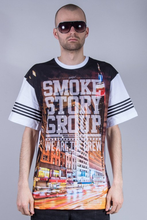 SSG T-SHIRT SMG CITY WHITE