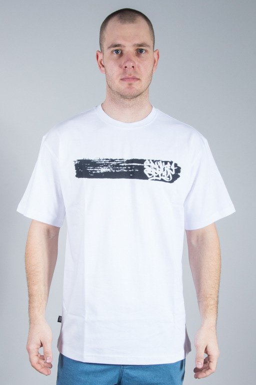 SSG T-SHIRT SMOKE LINE WHITE