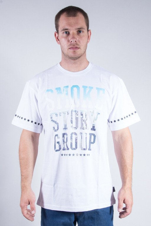 SSG T-SHIRT SMOKE PHOTO WHITE