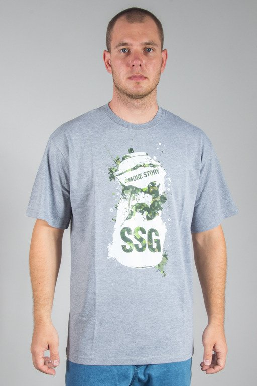 SSG T-SHIRT SPRAY GREY