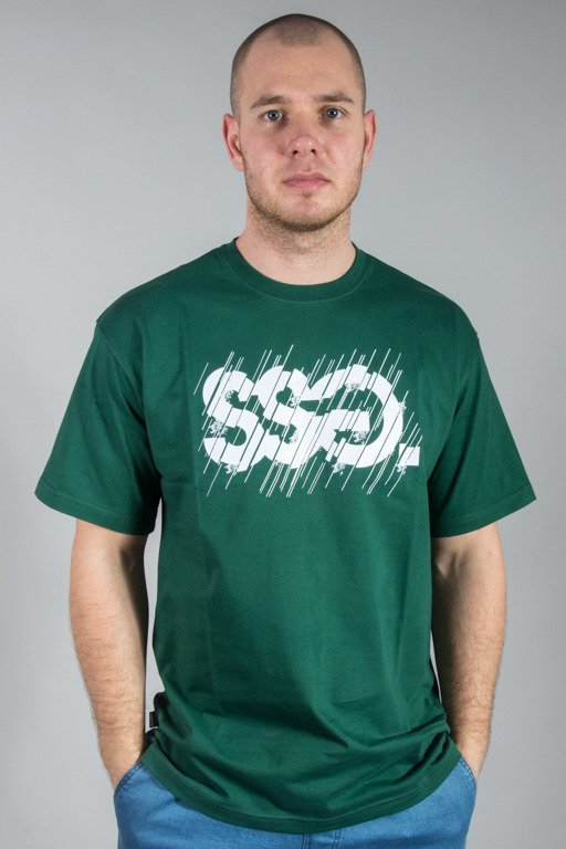 SSG T-SHIRT SSG CUT GREEN