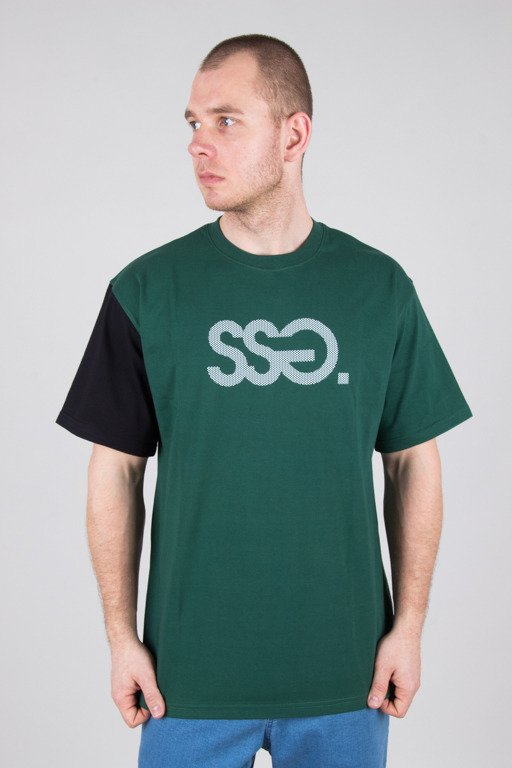 SSG T-SHIRT SSG SLEEVE GREEN