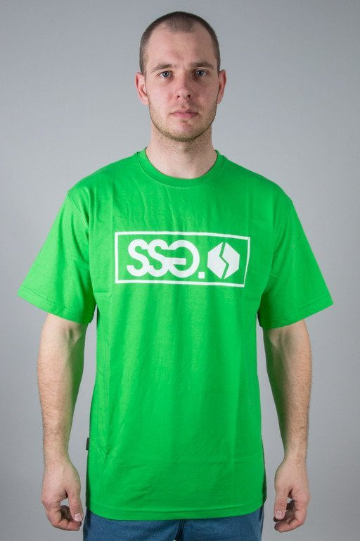 SSG T-SHIRT STREET COLORS CLASSIC GREEN