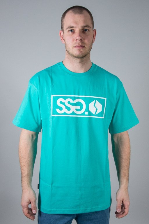 SSG T-SHIRT STREET COLORS CLASSIC MINT