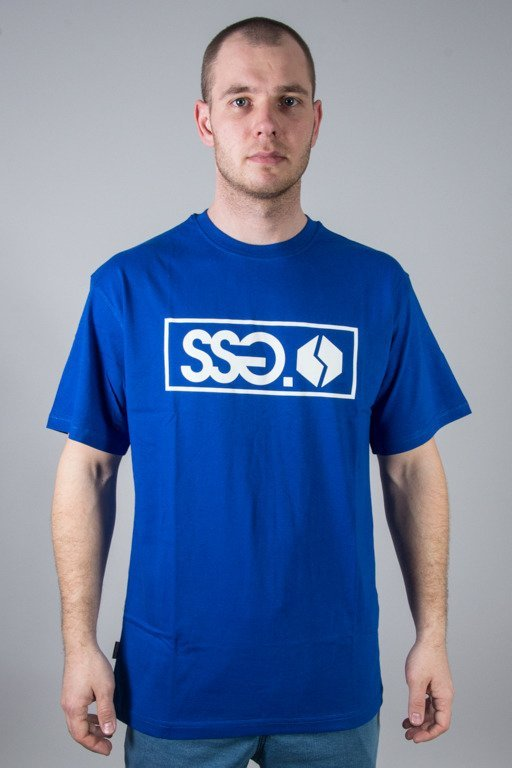 SSG T-SHIRT STREET COLORS CLASSIC NAVY