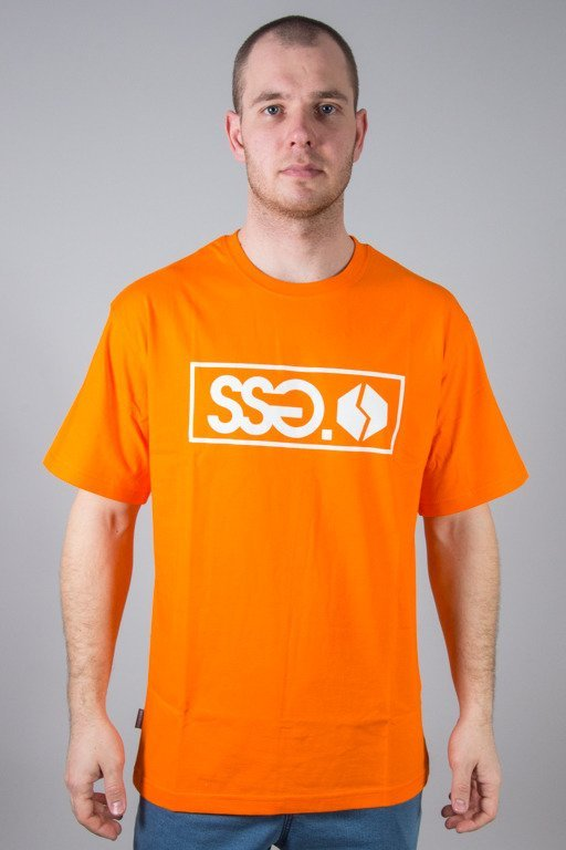 SSG T-SHIRT STREET COLORS CLASSIC ORANGE