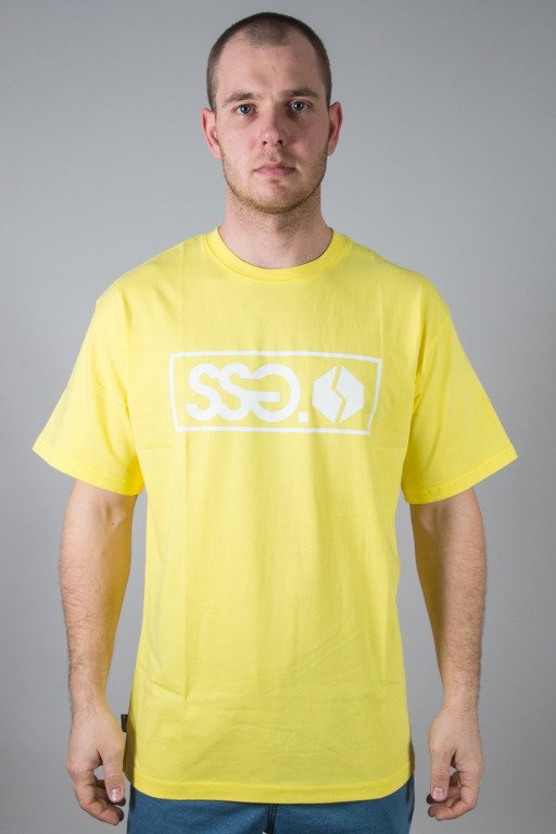 SSG T-SHIRT STREET COLORS CLASSIC YEELOW