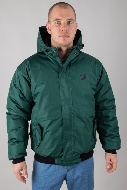 SSG WINTER JACKET FLYERS  DARK GREEN