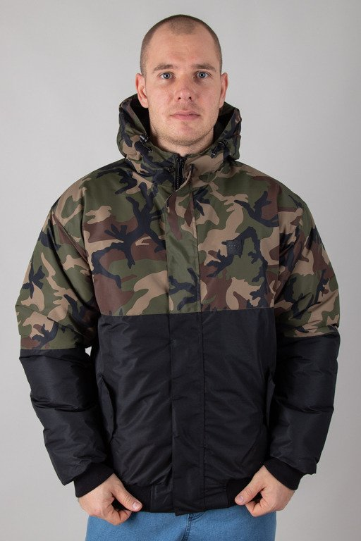 SSG WINTER JACKET FLYERS HALF CAMO