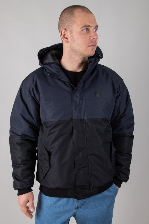 SSG WINTER JACKET FLYERS HALF NAVY