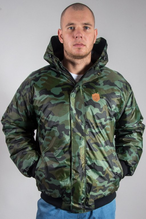SSG WINTER JACKET FLYERS HERB CAMO WOJSKOWE