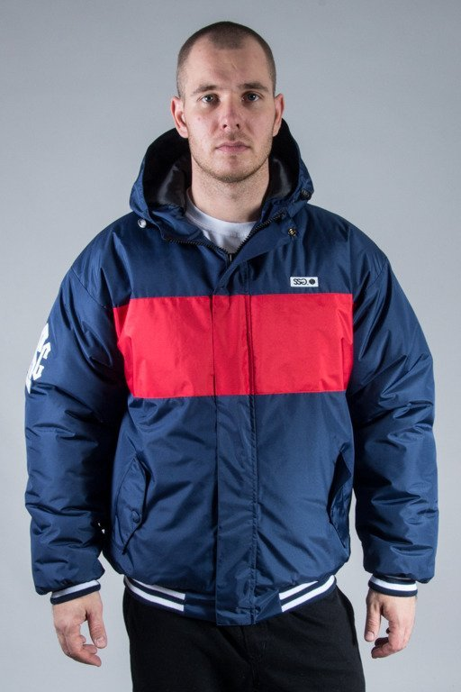 SSG WINTER JACKET FLYERS LINE NAVY
