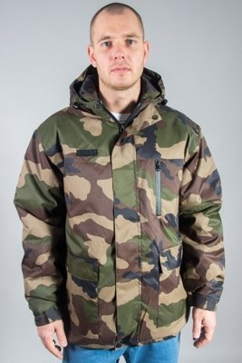 SSG WINTER JACKET NEW ALASKA CAMO