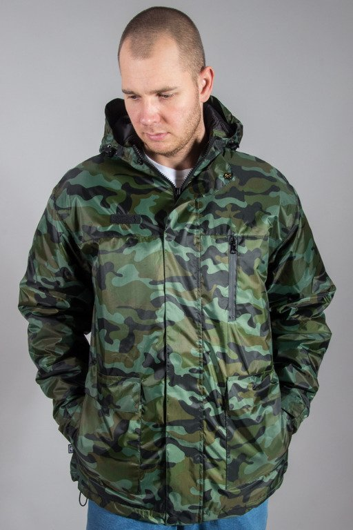 SSG WINTER JACKET NEW ALASKA CAMO WOJSKOWE