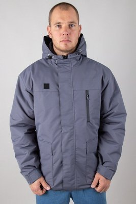 SSG WINTER JACKET NEW ALASKA GREY