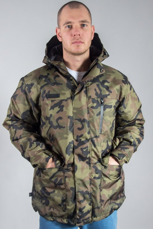 SSG WINTER JACKET NEW ALASKA MORO